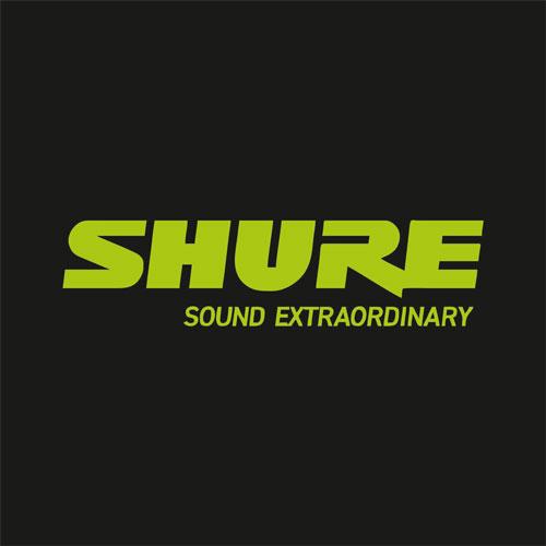 SHURE-Logo500