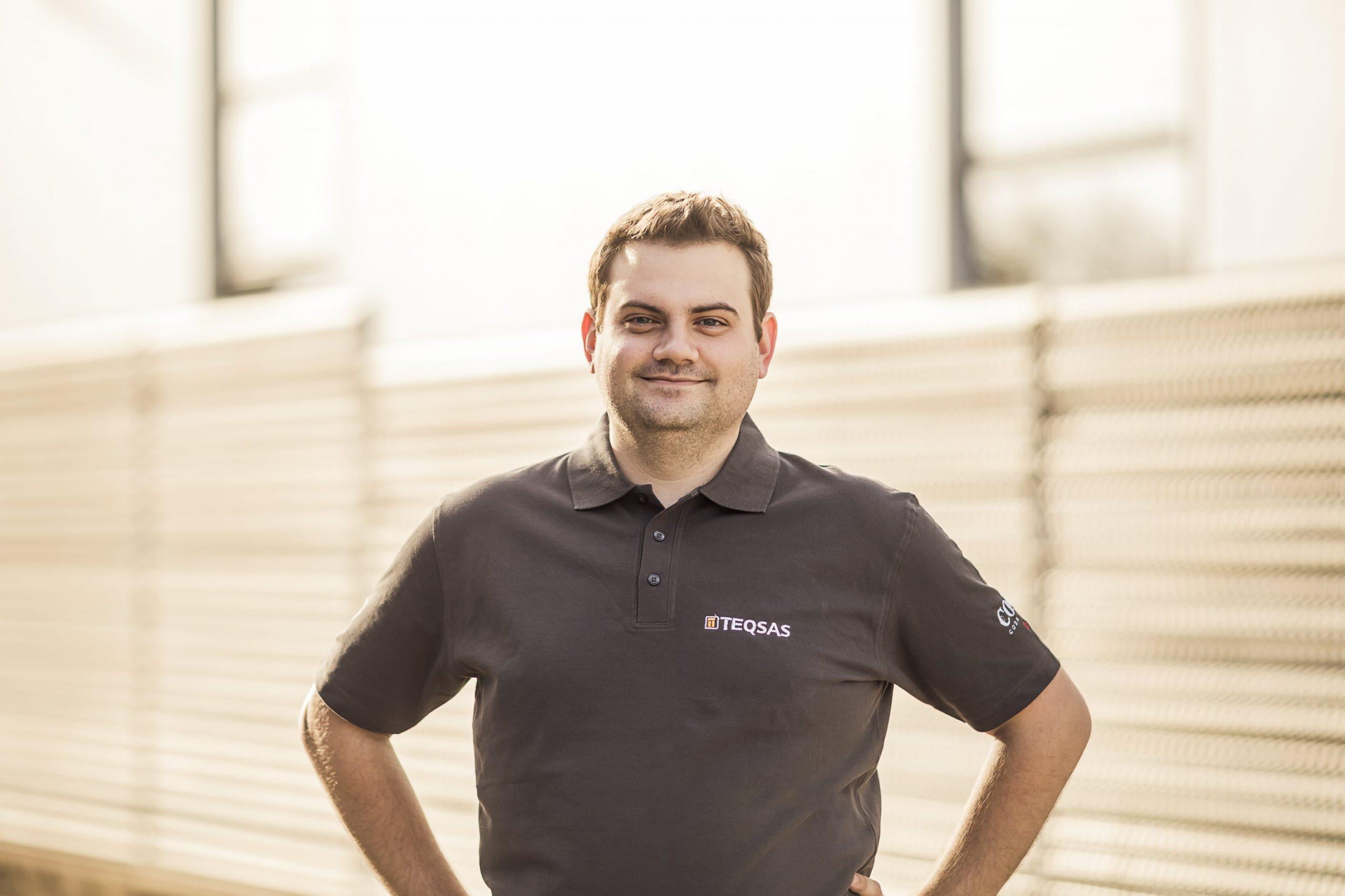 Teqsas GmbH Team Alexander Köhler System-Techniker
