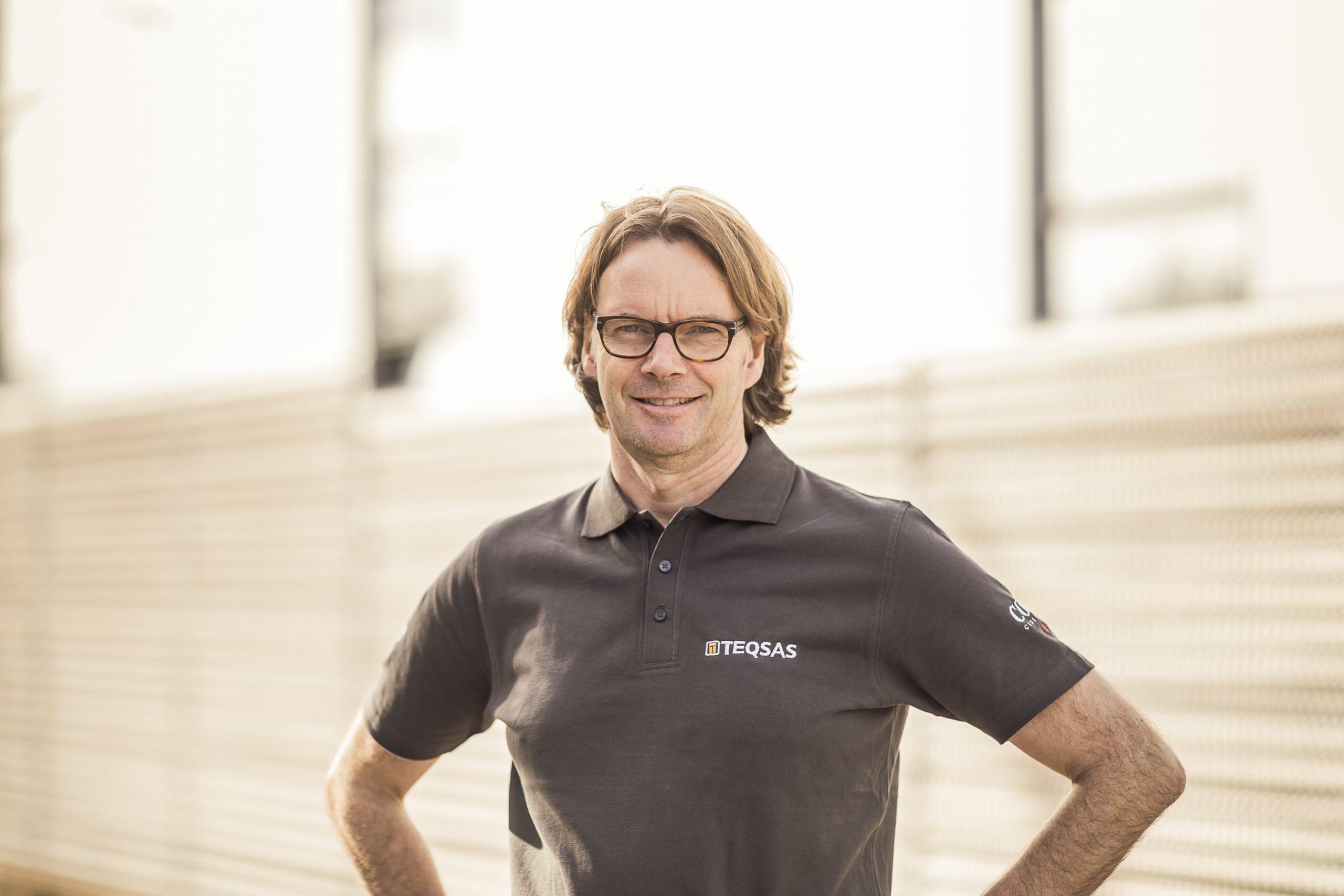 Teqsas GmbH Team Guido Heller Geschäftsführer