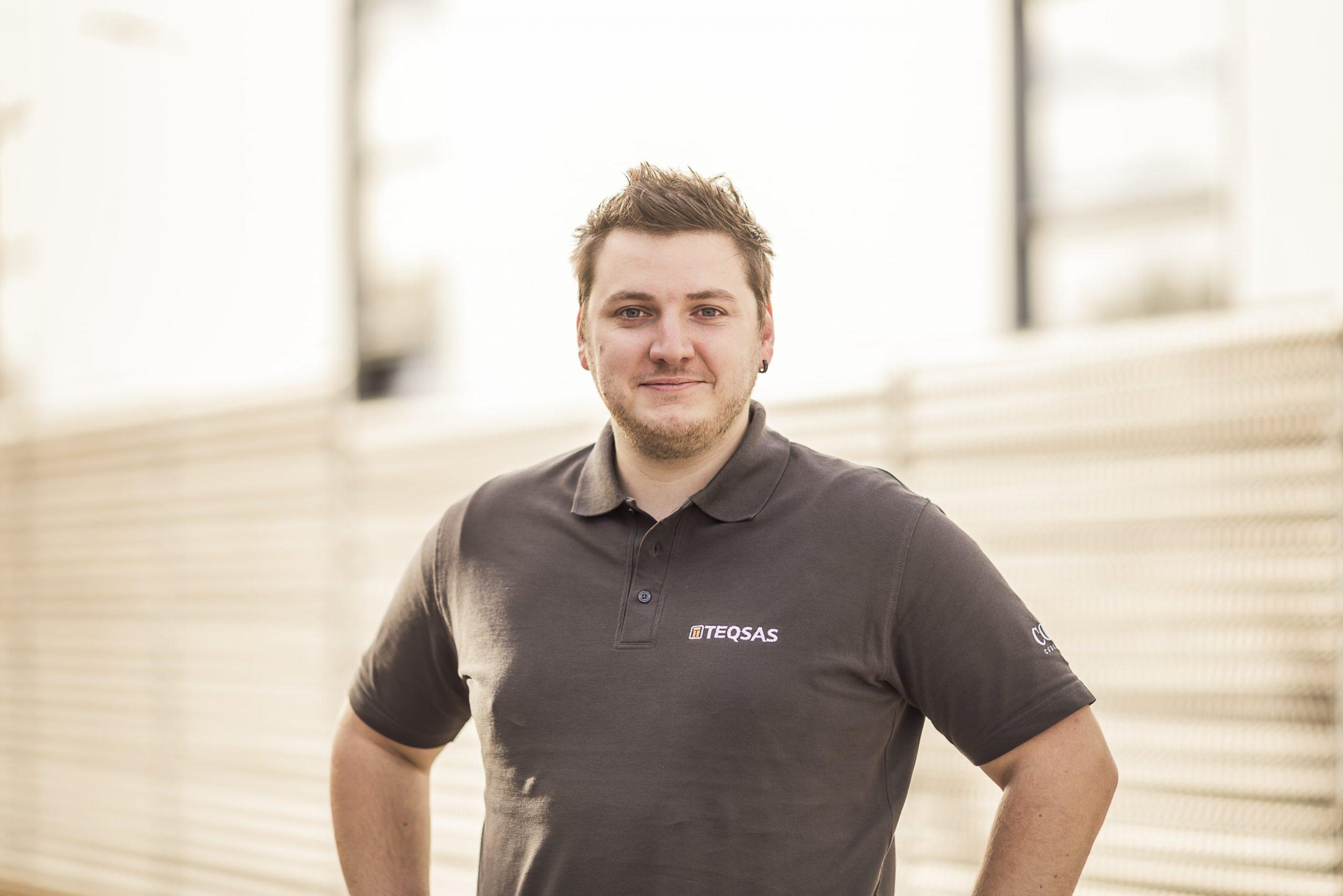 Teqsas GmbH Team Michael Linden Meister & System-Techniker System-Techniker