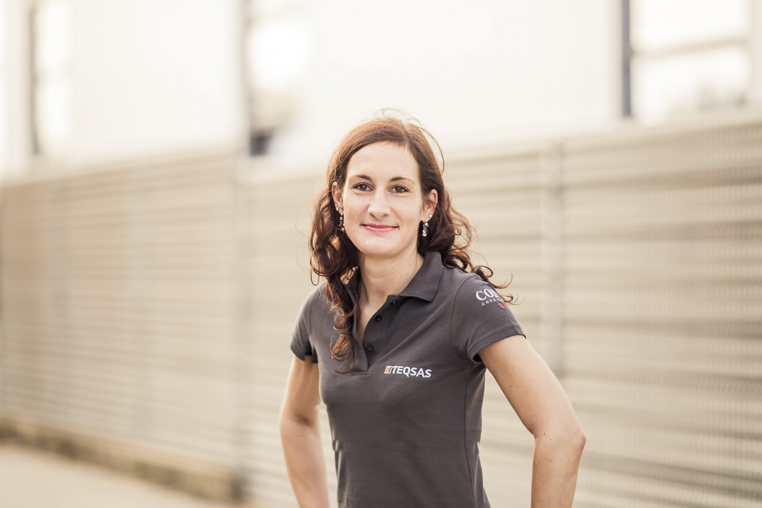Teqsas GmbH Team Nadine Causemann Export- & Zollmanagement