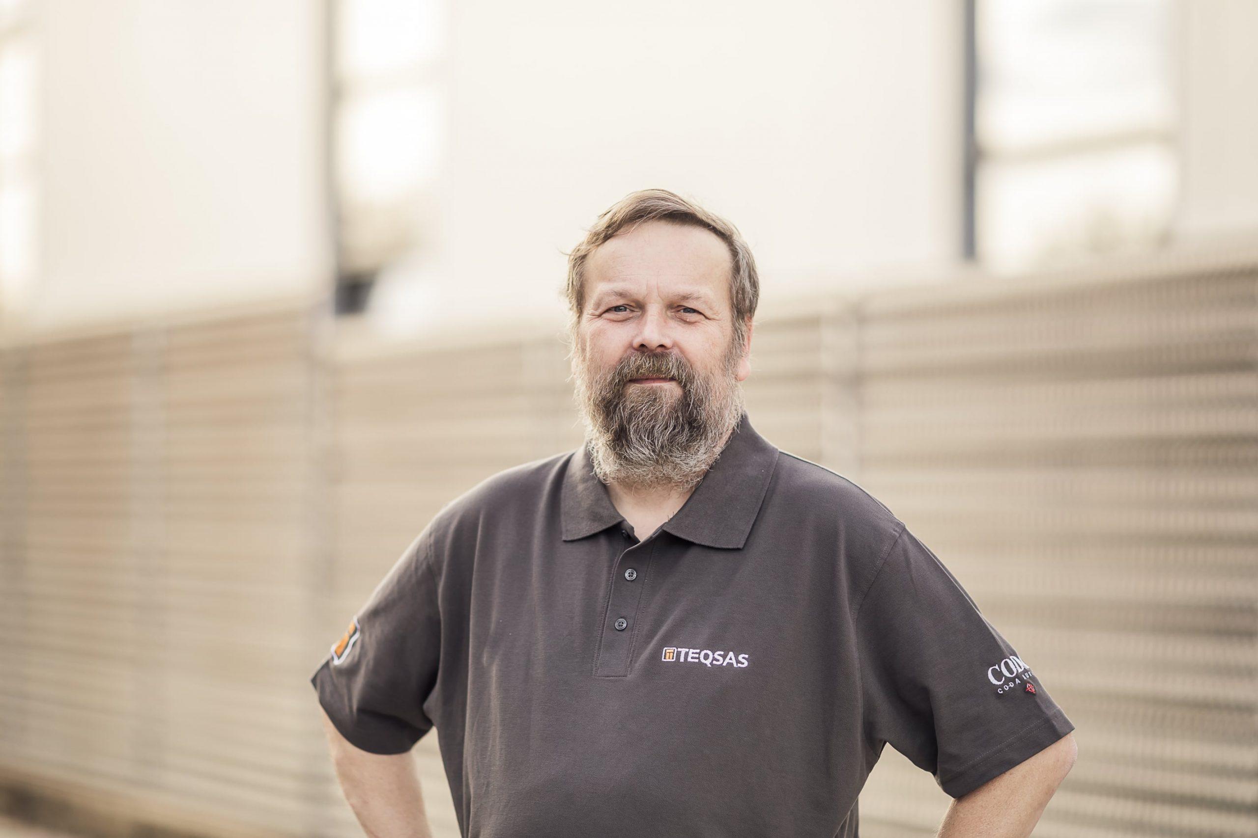 Teqsas GmbH Team Norbert Swoboda Servicetechniker YAMAHA-Pro-Audio