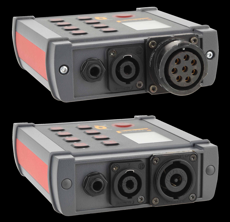 TEQSAS TQX LK8 + NL8 Versionen